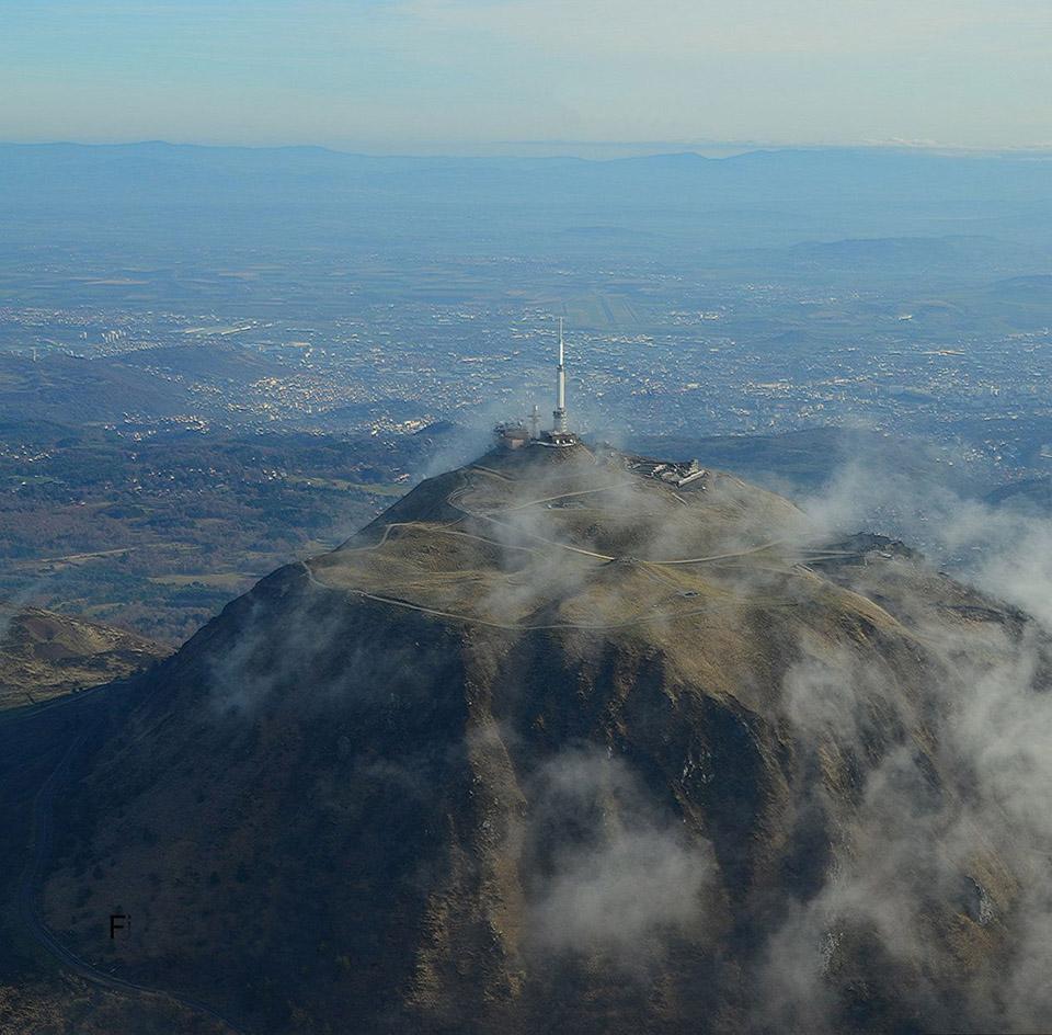 Le Puy de Dôme, grand site de France